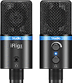 iRig Mic Studio: Digital Interface for iOS Black