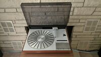 Bang & Olufsen BeoGram 4004 Turntable MMC20EN Excellent Condition B&O