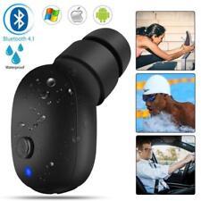 Mini Wireless Bluetooth 4.1 Stereo Waterproof Headset In-Ear Earphone Earbud