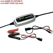 Chargeur CTEK XS 0.8 Ladegerät, Charger, cargador (0,8 A 12V CTEK Nr 56-707)