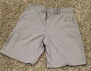 MAGELLAN OUTDOORS LIGHT GRAY SHORTS SIZE 34 see desc (SG7)
