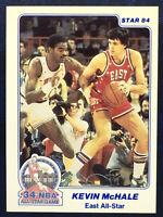 1983-84 Star # 7 Kevin McHale NR-MINT Sharp basketball Card Celtics hard to find