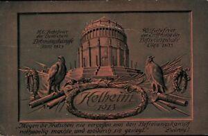 Carte Postale Pk Jubiläumspostkarte Kelheim 1913 Antique Allemand Bundesfürsten