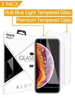 GORILLA-TEMPERED GLASS FILM SCREEN PROTECTOR FOR NEW iPhone X,XS,XS-MAX -2018