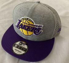 New Era - NBA LA Los Angeles Lakers Snapback 9FIFTY  Cap S/M Neu