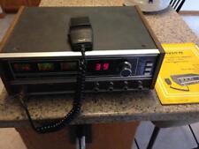Royce Model 1-625 CB AM Base Station Radio Vintage with Mic - Works
