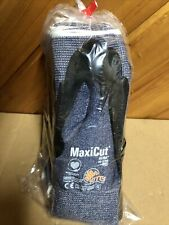 12 Pairs MaxiCut Ultra 44-3745/S (7) (Small) Cut Resistant Gloves Green New