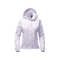The North Face Womens Resolve 2 Hooded Jacket Lavender Blue Size Medium