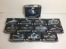 Bandai STAR WARS VEHICLE MODEL Plastic Model Kits Collection