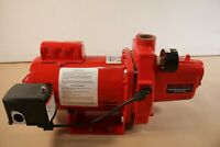 Red Lion RJS-50-PREM .5HP Cast Iron Thermoplastic Shallow Well Jet Pump
