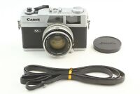 【N MINT + Strap 】 Canon Canonet QL17 35mm Rangefinder 40mm f/1.7 From JAPAN #587