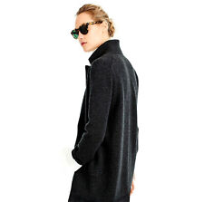 NWT $149 Designer Capture EUROPEAN Milano Wool Knit Coat Jacket French 36 - 48
