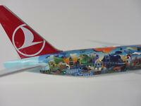 TURKISH AIRLINES ISTANBUL BOEING 777-300ER 1/200 Herpa 557337 777-300 777