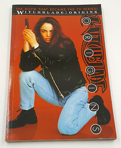 2001 Witchblade: Origins Image Top Cow Graphic Novel Comic Book