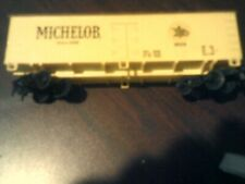 HO SCALE MICHELOB BOX CAR / REEFER CAR