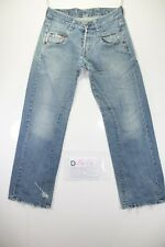 G-Star S.C.Radar Low LooseCod. D1414Tg44 W30 L32 jeans gebraucht hohe Taille