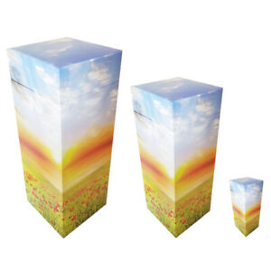 ScatterPod Ashes Urn - Poppy Field - Various Sizes