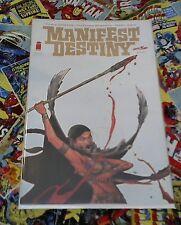 MANIFEST DESTINY #4 2ND PRINTING  (FEB, 2014)  IMAGE  CHRIS DINGESS