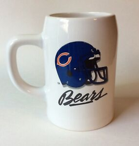 1985 CHICAGO BEARS SUPER BOWL CHAMPS FATHER'S DAY FEL-PRO LICENSED MUG