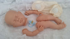 """REBORN BABY  DOLL KIT """"LOTTY"""" FULL LIMB inc 20in DISK JOINTED BODY + BLUE DUMMY"""