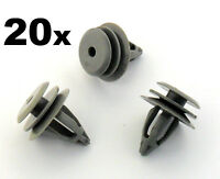 20x BMW Interior Door Card & Trim Panel Fastener Clips for 1 and 3 series models
