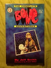Complete Bone Adventures TPB #3-1ST VF+(issues 13-18) Eisner/Harvey Winner