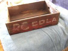 Royal Crown RC Cola Crate Caddy Carrier San Louis