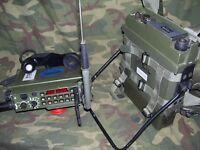 Ricetrasmettitore VHF TRC-552  -SURPLUS MILITARE-