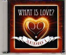 (F527) Audio 1, What Is Love? - DJ CD