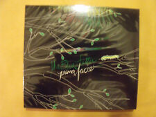 Prima Facie, [Slipcase] by The Blue Letter, Brand, New, Sealed,  Awesome CD!!