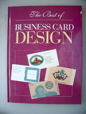 The Best of Business Card Design 1994 Visitenkarten