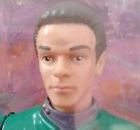 PLAYMATES 1993 Star Trek Deep Space Nine Dr. Julian Bashir Action Figure NEW