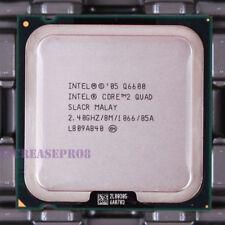 Intel Core 2 Quad Q6600 SLACR SL9UM CPU Processor 1066 MHz 2.4 GHz LGA 775