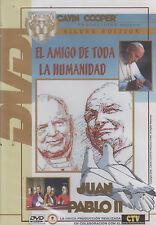 DVD - El Amigo De Toda La Humanidad NEW Juan Pablo II FAST SHIPPING !