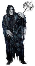 Adults Mens Soul Taker Ghoul Halloween Fancy Dress Costume - Size Medium