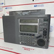 NR MINT🔥RARE - Sony ICF-SW77 Shortwave AM FM Premium Radio Receiver - WARRANTY