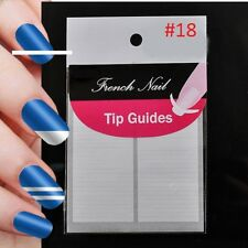 AAA:  2 PCS of  #18 Stickers For Nail Art w/Free 1 Roll Striping Tape Line Nail