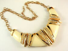 Acrylic Collar Fashion Necklaces & Pendants