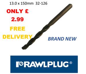 RAWLPLUG MASON MASTER IMPACTOR PLUS 13.0mm x 150mm DRILL BIT FREE DELIVERY