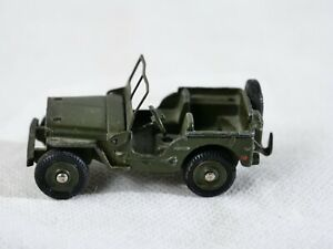 Dinky Toys F N° 828 Jeep Hotchkiss Willys Military