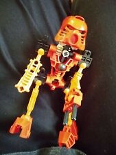 Lego Bionicle Red Tahu 7116 - no sword and instructions RARE