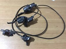 Shimano ST-M965 and BR-M965-R