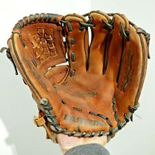 """Easton NAT16 11 1/2"""" Tanned Leather Baseball Glove RHT Brown Natural Series"""