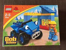 Lego Duplo Bob der Baumeister - Sprinti in der Werkstatt - Set 3594 - TOP Set !
