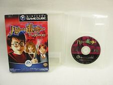 Game Cube HARRY POTTER and Chamber of Secret  No Instruction cccn Nintendo gc