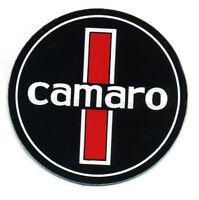 vtg Chevy Camaro sticker hot rod drag race Chevrolet Muscle Car