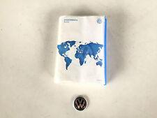 VW Polo 6N Betriebsanleitung Serviceheft Bordmappe