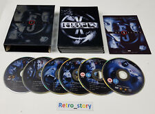 Coffret DVD X-Files Saison 5 - L'Intégrale