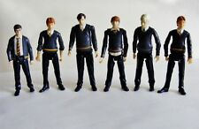 Harry Potter Loose Figures Bundle 'The Boys' George Draco Harry Ron Neville&Fred