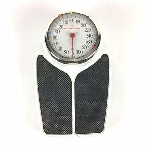 Vintage Health O Meter Professional Scale 325 lb Big Foot Model 159